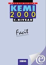 Kemi 2000 C-niveau. Facit (Kemi 2000)