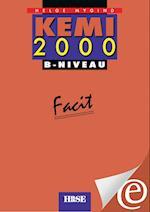 Kemi 2000 B-niveau. Facit (Kemi 2000)
