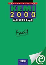 Kemi 2000 A-niveau 1 og 2. Facit (Kemi 2000)