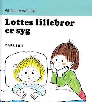 Lottes lillebror er syg