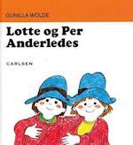 Lotte og Per anderledes (Lotte-bøgerne, nr. 6)