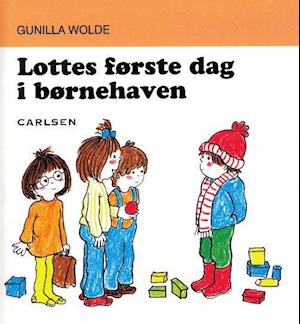 Lottes første dag i børnehaven