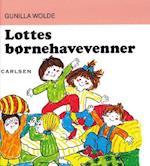 Lottes børnehavevenner (Lotte-bøgerne, nr. 10)