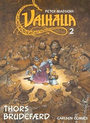 Valhalla (2) - Thors brudefærd