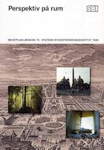 Perspektiv på rum (SBI byplanlægning 76)