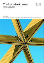 Trækonstruktioner. Forbindelser (SBI-anvisning, nr. 194)