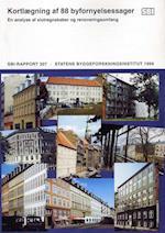 Kortlægning af 88 byfornyelsessager (SBi rapport 307)