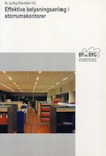 Effektive belysningsanlæg i storrumskontorer (SBi resultater 032)
