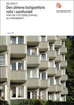 Den almene boligsektors rolle i samfundet (SBi 200611)