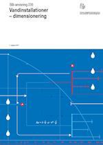 Vandinstallationer - Dimensionering (SBI-anvisning, nr. 235)