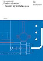 Vandinstallationer - funktion og tilrettelæggelse (SBi anvisning 234)