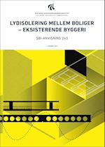 Lydisolering mellem boliger - eksisterende byggeri (SBi anvisning 243)