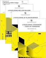 Lydisolering - Samlet (SBi anvisning 237 243 244 og 245)