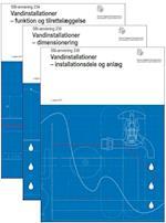 Vandinstallationer - samlet - Studieudgave (SBi anvisning 234 235 236)