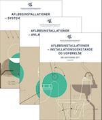 Afløbsinstallationer - Samlet - Studieudgave (SBi anvisning 255 256 og 257)