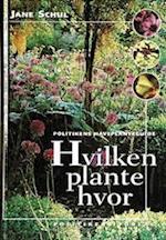 Hvilken plante hvor (Politikens håndbøger)