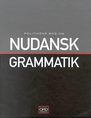 Bog, indbundet Politikens Nudansk grammatik af Christian Becker-Christensen