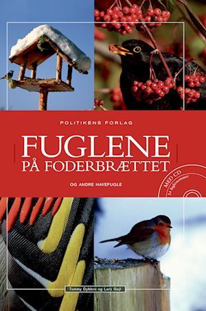 Fuglene på foderbrættet og andre havefugle