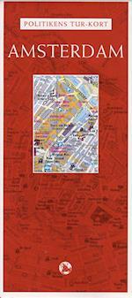 Politikens tur-kort Amsterdam af Jørn Jensen