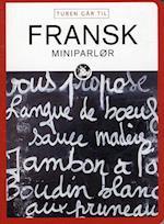 Politikens Fransk miniparlør (Politikens rejsebøger)