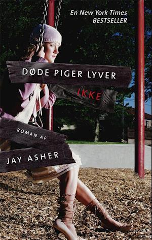 Bog, hæftet Døde piger lyver ikke af Jay Asher