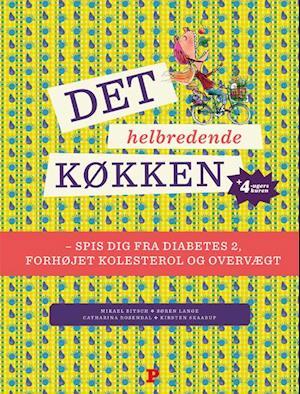 Bog, indbundet Det helbredende køkken af Mikael Bitsch