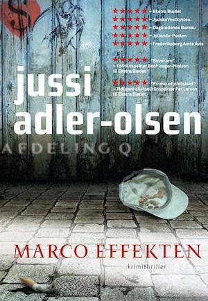 Bog, hæftet Marco effekten af Jussi Adler-Olsen