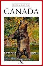 Turen går til Canada (Politikens rejsebøger - Turen går til)