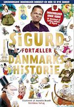 Sigurd fortæller danmarkshistorie (Politikens børnebøger)