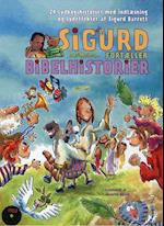Sigurd fortæller Bibelhistorier - Lydbog MP3 (Easy reader)