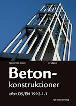 Betonkonstruktioner efter DS/EN 1992-1-1