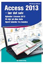 Access 2013 af Kim Krarup Andersen