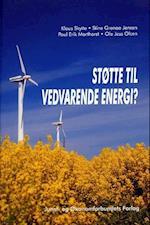 Støtte til vedvarende energi?