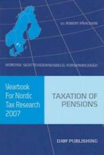 Yearbook for Nordic Tax Research 2007
