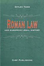 Roman Law and European Legal History