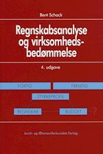 Regnskabsanalyse og virksomhedsbedømmelse