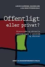 Offentligt eller privat?