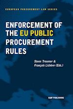 Enforcement of the EU public procurement rules (European Procurement Law Series, nr. 3)