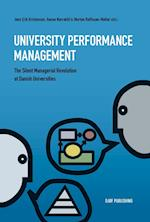 University Performance Management
