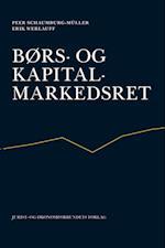 Børs- og kapitalmarkedsret