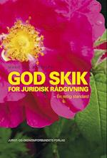 God skik for juridisk rådgivning