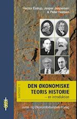 Den økonomiske teoris historie af Hector Estrup, Jesper Jespersen, Peter Nielsen