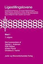 Ligestillingslovene med kommentarer. Forskelsbehandlingsloven, den etniske ligebehandlingslov, ligestillingsloven, kønsbalance i ledelse, særlige ligebehandlingsorganer og generelle spørgsmål af Ruth, Nielsen, Kirsten