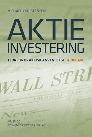 Bog, hæftet Aktieinvestering af Michael Christensen