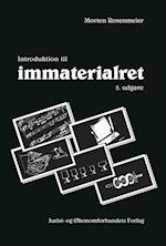 Introduktion til immaterialret
