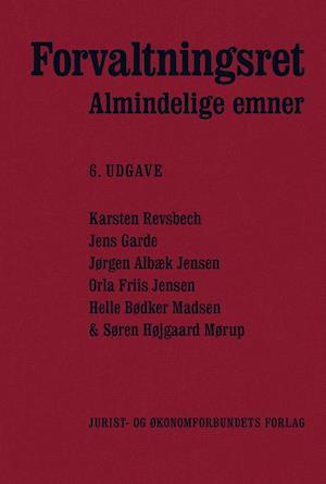 Forvaltningsret - almindelige emner-helle bødker madsen-bog fra helle bødker madsen fra saxo.com