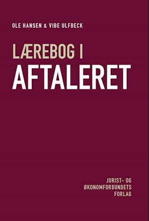 Bog, hæftet Lærebog i aftaleret af Vibe Ulfbeck, Ole Hansen