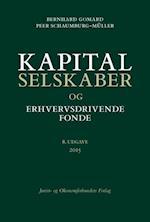 Kapitalselskaber og erhvervsdrivende fonde af Peer Schaumburg-Müller, Bernhard Gomard