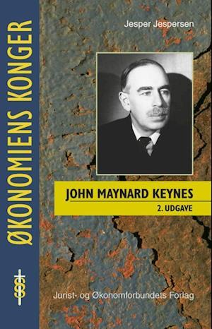 Bog, hæftet John Maynard Keynes af Jesper Jespersen