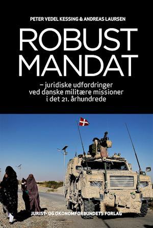Bog, hæftet Robust mandat af af Peter Vedel Kessing